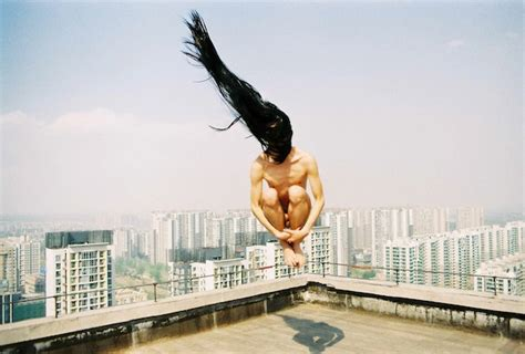 ren hang photos a mini post apocalypse art about urban decay