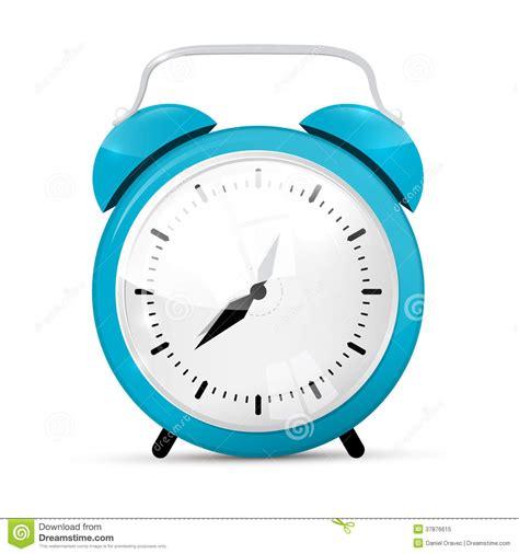 Alarm Vector blue vector alarm clock stock vector image of colorful 37876615