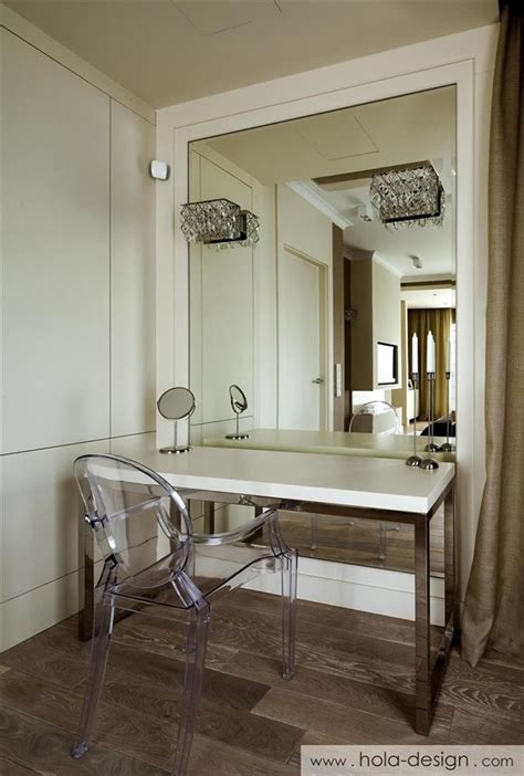 stylowa sypialnia  toaletka inspiracja homesquare