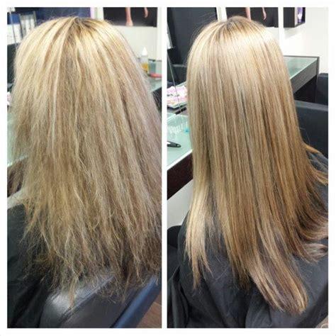 keratin straightening and short haircut keratin smoothing treatments emaya salon