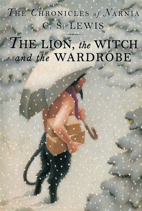 Narnia The The Witch And The Wardrobe by C S Lewis Goodbookscents