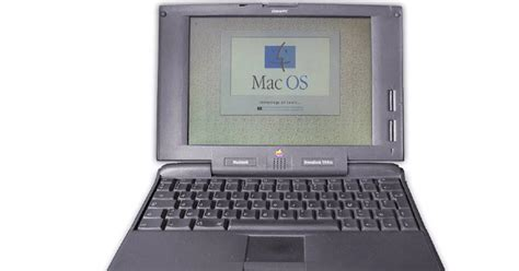 Laptop Apple Tahun macintosh portable cikal bakal macbook di dunia okezone techno
