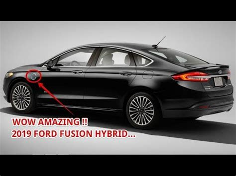 new ford fusion 2019 top cars new 2019 ford fusion hybrid