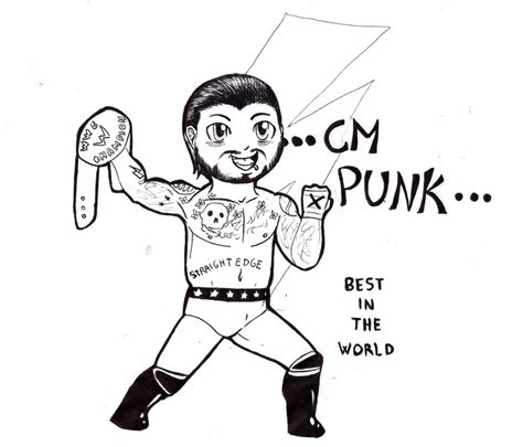 Cm Coloring Pages Cm Punk Chibi Lineart By Furiarossaandmimma On Deviantart by Cm Coloring Pages