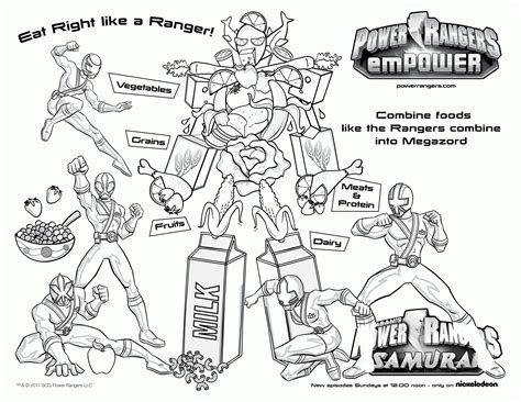 power rangers jungle fury megazord coloring pages coloring pages of power rangers jungle fury coloring home