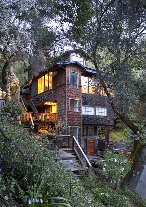 Handmade In California - most beautiful handmade houses photos huffpost