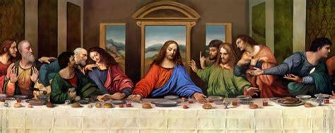 imagenes de santa cena fotos ultima cena hoy celebramos el jueves santo la 218