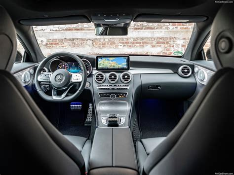 mercedes c 2019 interior mercedes c class coupe 2019 picture 10 of 12