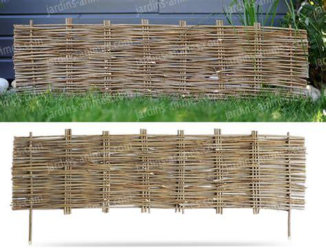bordure de jardin acacia tress 233 e bordure de jardin