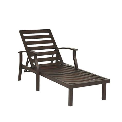 allen roth thorncliffe aluminum stackable livingroom shop allen roth gatewood brown aluminum patio