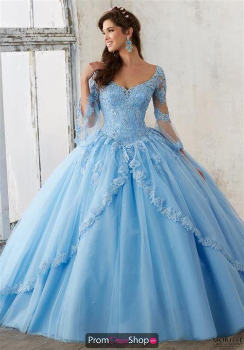 Dress Valencia Blue vizcaya dress 60015 promdressshop