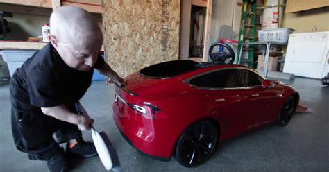 lo ltimo que vern 8466341919 el actor verne troyer hace un unboxing de su nuevo coche