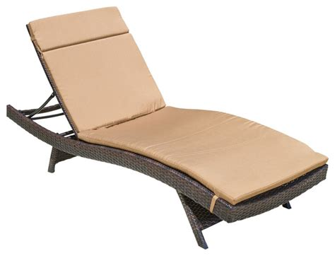 sun chaise lounge chairs lakeport outdoor adjustable chaise lounge chair caramel