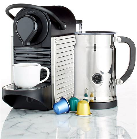 nespresso pixie bundle nespresso c60 d60 espresso maker pixie bundle shopstyle home