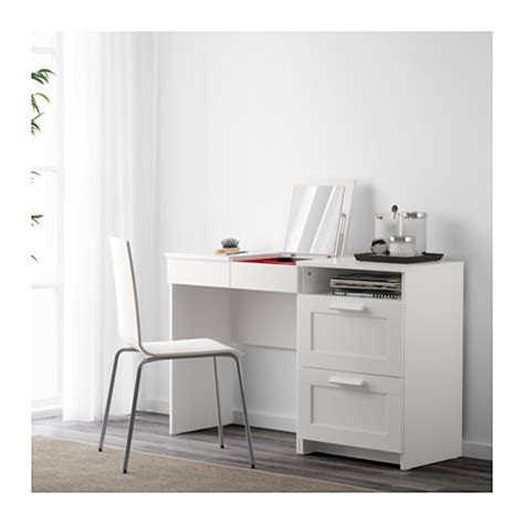 Dressing Table With Chest Of Drawers by Brimnes Dressing Table Chest Of 2 Drawers White