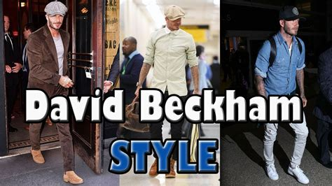 Style Beckham Fabsugar Want Need 8 by David Beckham Fashion Style 2017 2018 Picsy Buzz