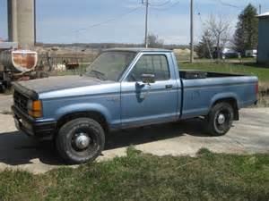 1989 Ford Ranger For Sale 1989 Ford Ranger Truck 4x4 Original Owner Cheap