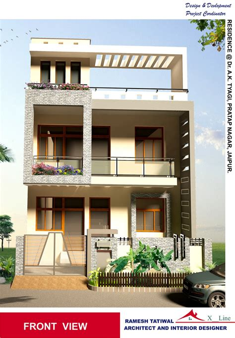 indian simple house design brucall