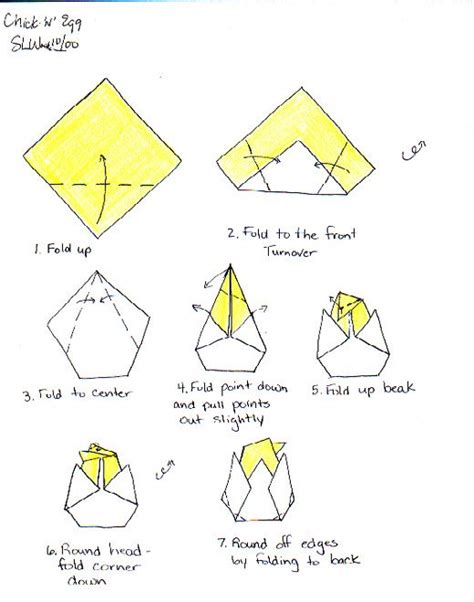 How To Make Easter Origami - 23 best images about origami easter on