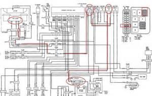 1989 gl1500 headlight gauges not working gl1500 information questions goldwingdocs