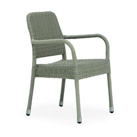 chaise pour chaise pour table de jardin avec accoudoirs brin d ouest