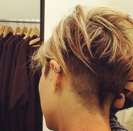 undercut bob hairstyles back view 15 fabulous short layered hairstyles for girls and women