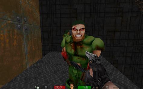 play doom 3 in 3d psychophobio v2 21 hirestex 3d monster image