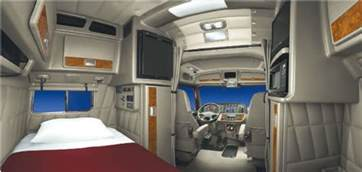 1000 images about big rig interiors on