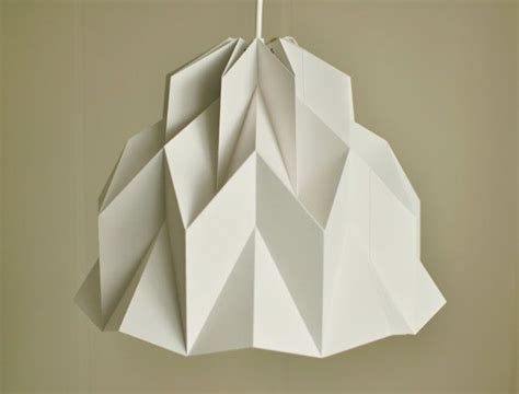 Origami L Shade - best 25 paper ls ideas on paper light 3d