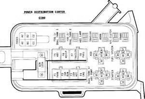 2001 dodge ram fuse box diagram 2001 free engine image