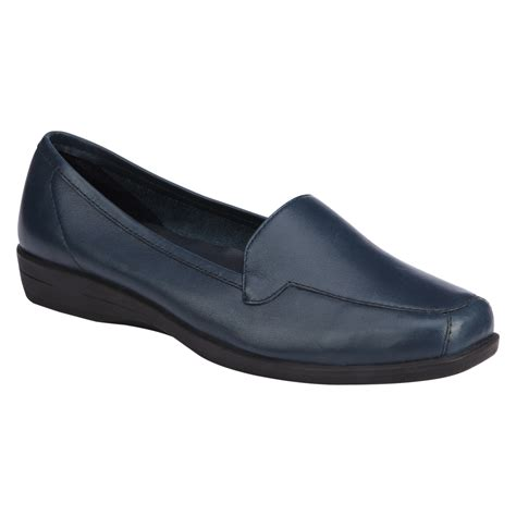 sears i love comfort shoes i love comfort women s casual moccasin gem navy