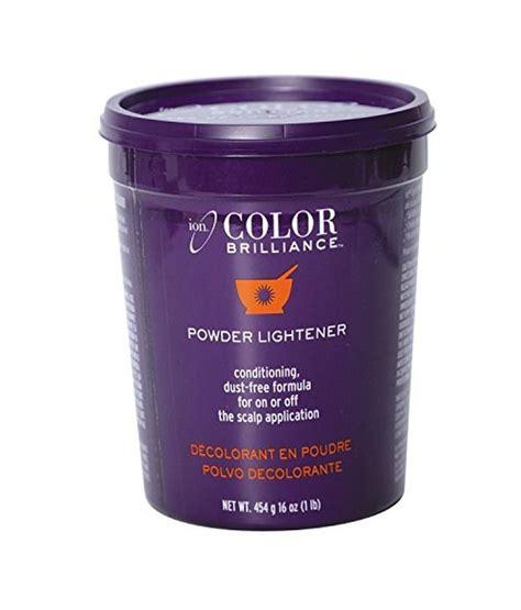 ion color brilliance powder lightener ion colour brilliance powder lightener tub 1 lb buy ion