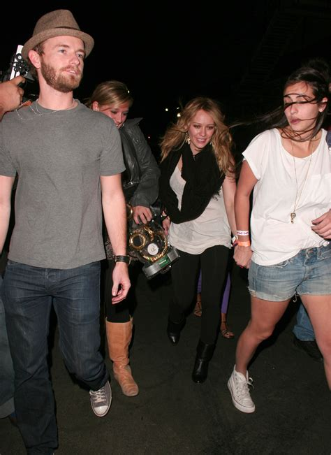 Hilary Duff Is A Drunkard by Hilary Duff Goes To Dj Am Tribute Oceanup