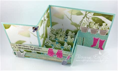 zfold pop up card template addinktive designs a gift from the garden pop up z