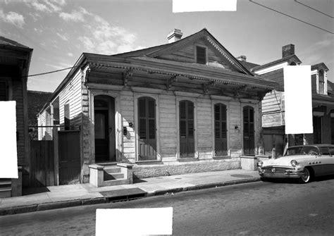 Laveau House by The Collins C Diboll Vieux Carr 233 Survey Property Info