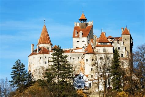Home Of Dracula Castle In Transylvania | 10 exciting travel destinations to explore in 2013