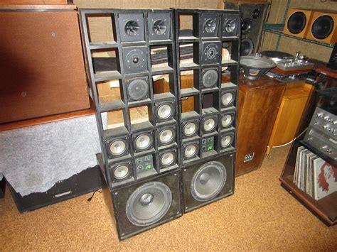 Speaker Rcf Italy Rcf Br2000 Speakers Hi Fi Vintage Italy Ebay