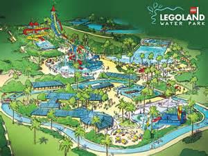 legoland florida park map new legoland florida water park concept artwork shows