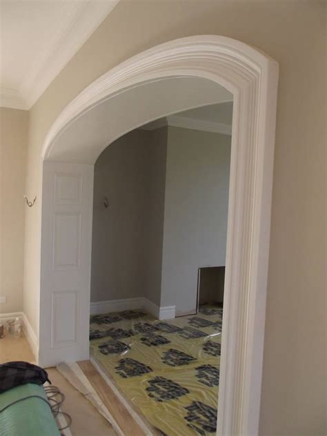 Plaster Architrave Architrave Archway Cheshire Coving West
