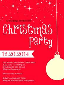holiday party invitation wording haskovo me