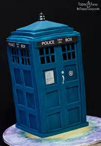 Tardis Template For Cake by Tardis Cake Tutorial Ashlee