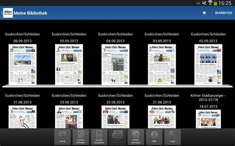kölner bank app k 246 lner stadt anzeiger android apps on play