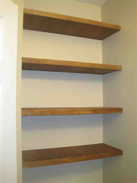 Build A Shelf On The Wall diy floating wall shelves decor ideasdecor ideas