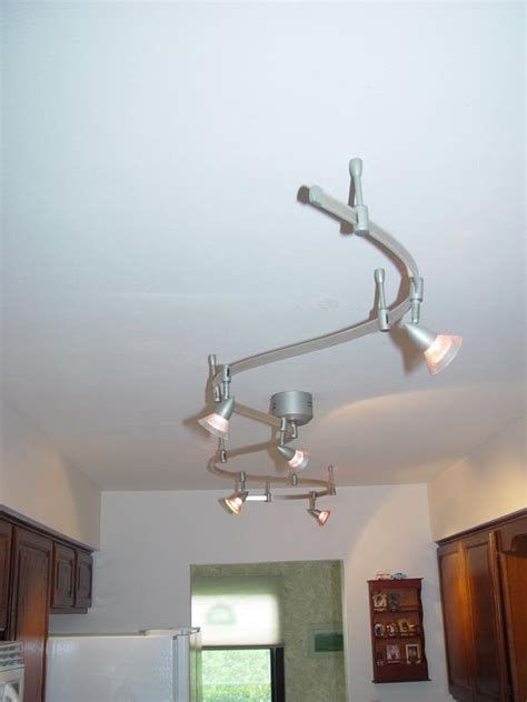 kitchen rail lighting track lighting in kitchen photo ravenoaks photos at