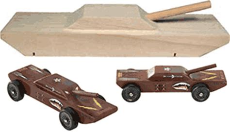 pinewood derby tank templates speed supplies for awana car races