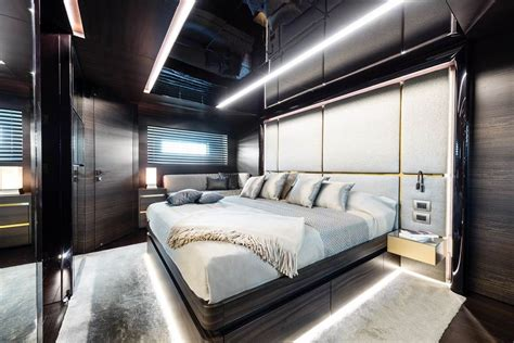 yacht bedroom luxury yacht zahraa luxury retail
