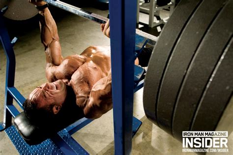 big bench press 3 steps to a big bench press insider preview iron man