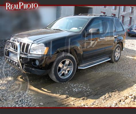 jeep grand wk 2005 2010 side steps gratis