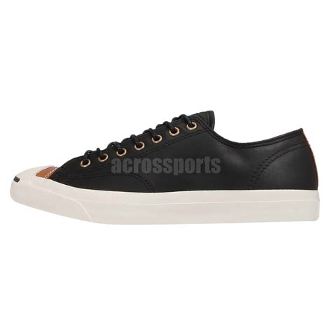 white mens sneakers converse purcell black white leather mens womens