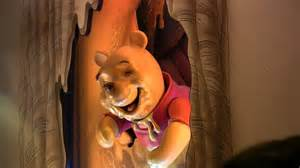 adventures winnie pooh ride magic kingdom walt disney